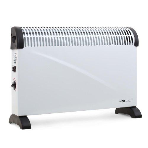 Clatronic KH 3077 - Convector con termostato regulable, 3 niveles de temperatura,...