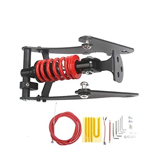 CML Accesorios de Scooter Amortiguador Trasero Amortiguador de Scooter Scooters eléctricos Scooter Ajuste para Xiaomi M365 PRO1 / para PRO2 Scooters eléctricos (Color : Pro 1 Pro 2 92mm)