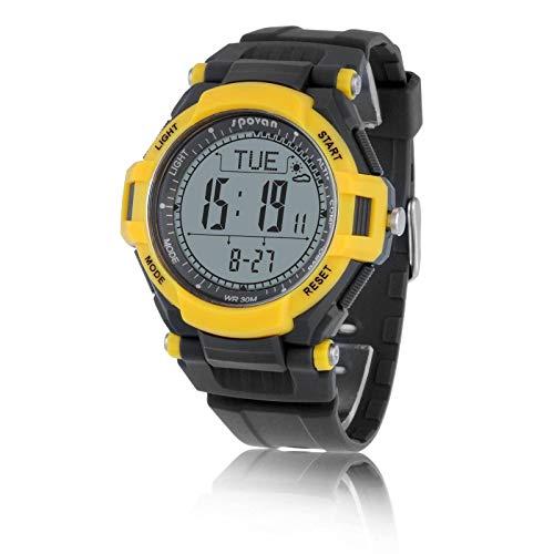 N\C Octavia II Multifunctional Outdoor Sports Mountaineering Watch Metronome Compass Altitude Watch