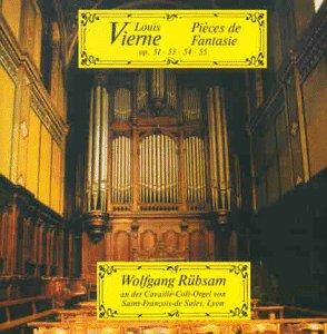 Pièces de Fantasie Op.51,53, 54, 55