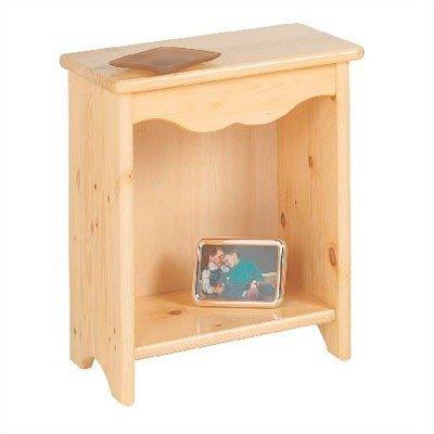 Little Colorado Toddler Bedside Stand, Honey Oak by Little Colorado Inc. - Dropship Code