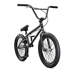 "The Legion L100 is a fully park, street or dirt worthy freestyle BMX bike that offers everything a rider could need from Beginner level curb jumps all the way up To advanced Aerial tricks on a quarter pipe. Suggested rider height is 5'8"" And up. This..."
