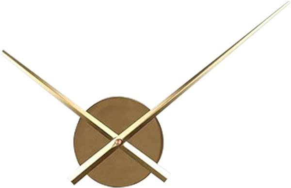Succper 3D Clock Hands DIY Large Clock Hands Needles Wall Clocks Home Art Decor Quartz Clock Mechanism Accessories 12 Inch Home Photo Wall Clock
