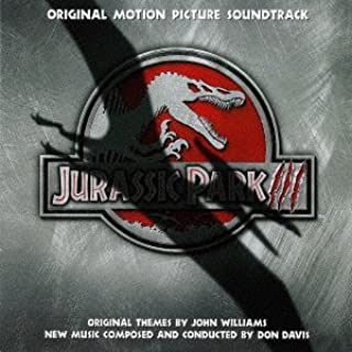 Jurassic Park 3 By Don Davis,John Williams (Composer) (2013-09-24)