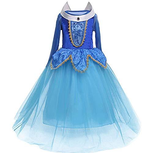 Meisjes Prinses Verjaardag Fancy Jurk Bruiloft Feestjurk voor Meisje Bal Gowns Kids Eerste Communie Jurk Kerstmis Halloween Dress Up Kostuums