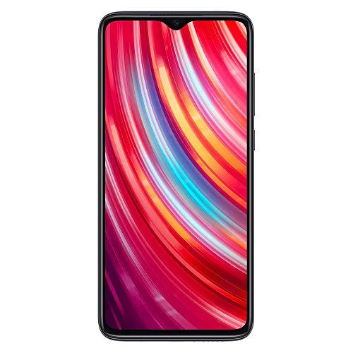 Xiaomi Redmi Note 8 Pro - Smartphone Débloqué 4G (6.53 Pouces - 6Go RAM - 64Go Stockage - Double nano-SIM) Gris Minéral- [Version Française] Exclusivité Amazon