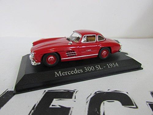 ALTAYA IXO Coche 1/43 RBA Mercedes 300 SL 1954
