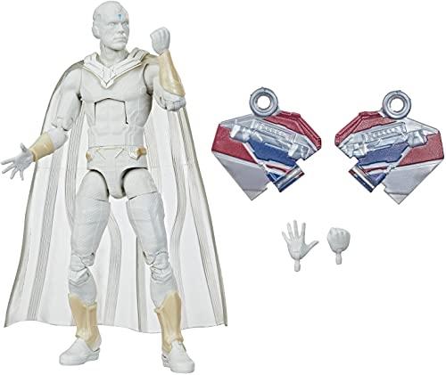 Avengers Hasbro Marvel Legends Series Figura de Vision de 15 cm - Diseño Premium y 2 Accesorios - Edad: 4+