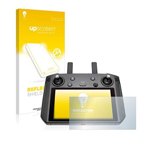 upscreen Entspiegelungs-Schutzfolie kompatibel mit DJI Smart Controller – Anti-Reflex Displayschutz-Folie Matt