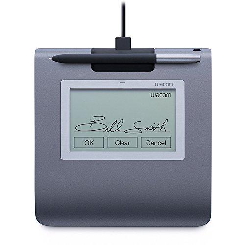 Wacom STU-430-SP Signature Set, Include Tavoletta con Penna e Software Sign PRO PDF (Licenza illimitata)