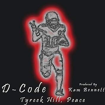 Tyreek Hill Peace