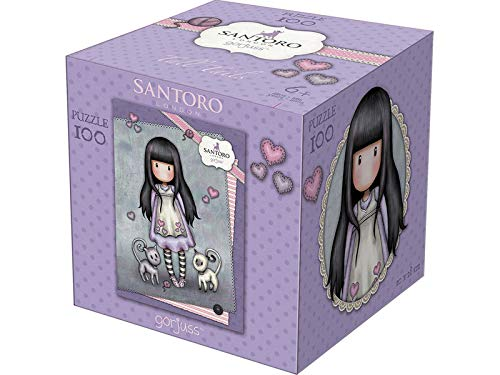 Puzzle 100 Santoro Tall Tails