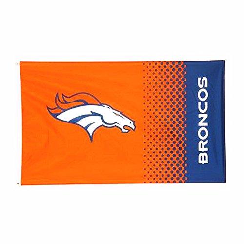 Denver Broncos Flag FD