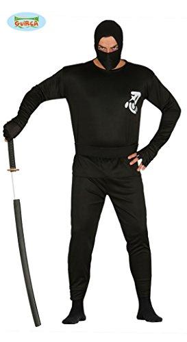 Costume Ninja, Taglia Unica