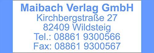 Adressaufkleber - Adressetiketten Rahmen farbig - 512 Stück, ca. 48 x 17 mm, 1-5 Zeilen beschriftbar