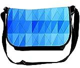 Multifunction Smile Sling Bag Portable Travel/Business/Workout Shoulder Bag