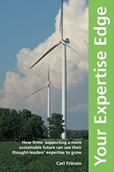 Your expertise edge by [Carl Friesen]