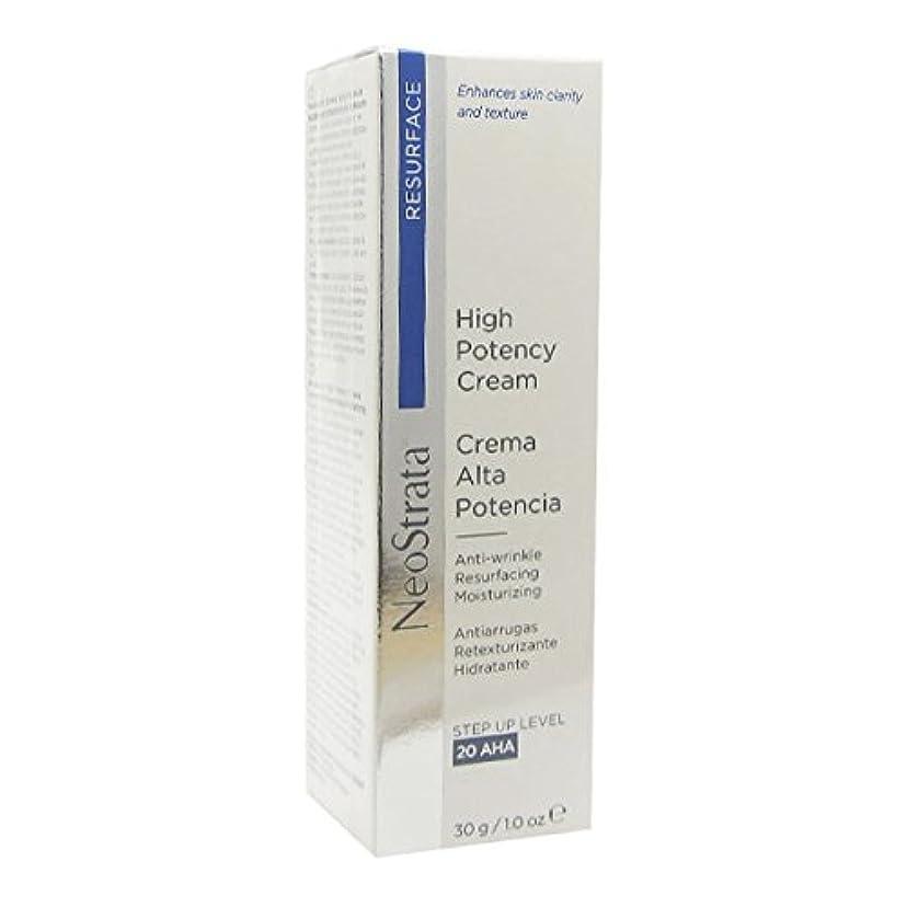 公爵夫人有益車両Neostrata High Potency Cream Anti-wrinkle Resurfacing Moisturizing 30g [並行輸入品]