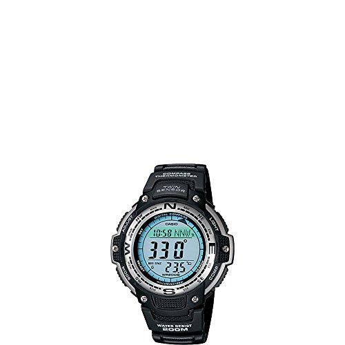 Casio Reloj Deportivo con Doble Sensor y brújula Digital para Hombre