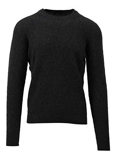 Roberto Collina Luxury Fashion Mens 180011821 Grey Sweater   Season Permanent