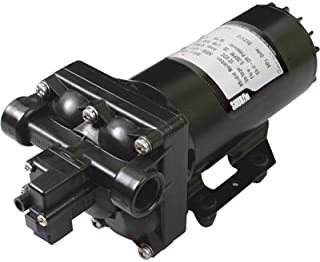 Pentair Hypro Shurflo 5059-1310-D012 Automatic-Demand Field-Proven Diaphragm Pump, 5.3 GPM c/w Santoprene Diaphragm, Viton...