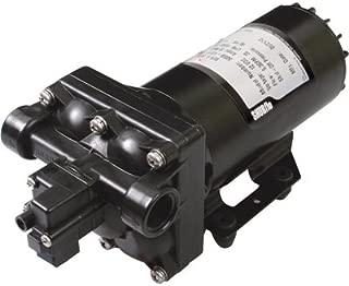 Pentair Hypro Shurflo 5059-1310-D012 Automatic-Demand Field-Proven Diaphragm Pump, 5.3 GPM c/w Santoprene Diaphragm, Viton Valves, Self-Priming Upto 8 Feet, 60 PSI, 12V,  1/2
