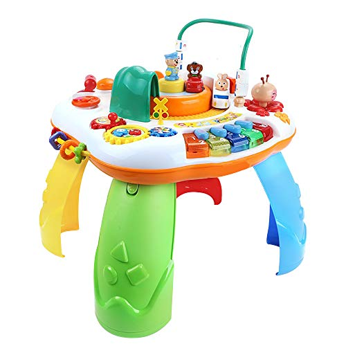 BELLEMID Toddler Learning Table,Learn and Groove Musical Table,for Babies Over 12 Months Old and Goood