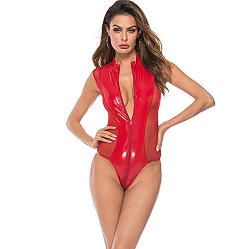 Zeer Sexy Lingerie Sexy Lingerie Bodysuit Doorzichtige String Sexy Bodysuit