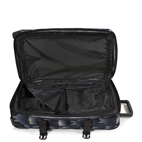 Eastpak TRANVERZ M Bagage Cabine, 67 cm, 78 liters, Multicolore (Upper East Stripe)
