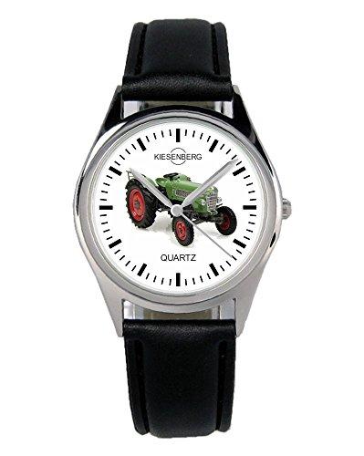 Geschenk für Farmer Traktor Schlepper Fans Fahrer Kiesenberg Uhr B-1621