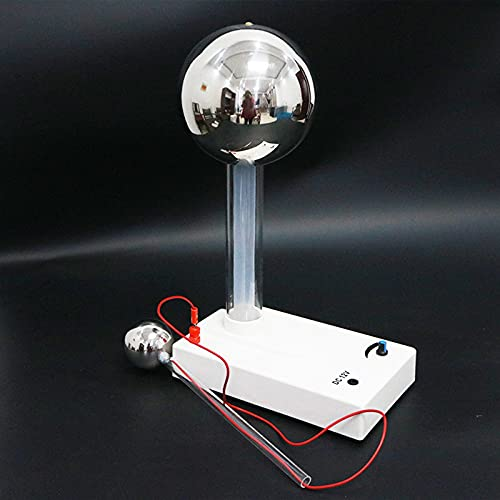 TWY Generador Van de Graaff, Generador electrostático, Electricidad estática, Aparato de Laboratorio, Equipo de enseñanza de física