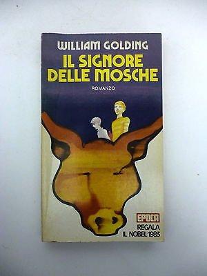 WILLIAM GOLDING: Il signore delle mosche ed. speciale per EPOCA, MONDADORI A80