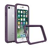 RhinoShield Bumper Case kompatibel mit [iPhone SE2 / SE (2020) / 8/7] | CrashGuard - Schock...