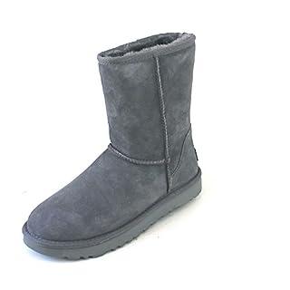 UGG Female Classic Short II Classic Boot, Grey, 4 (UK) (B01AIHYSXO) | Amazon price tracker / tracking, Amazon price history charts, Amazon price watches, Amazon price drop alerts