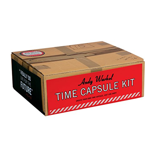 Andy Warhol Time Capsule Kit: Time Capsule Kit Andy Warhol