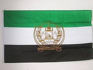 AZ FLAG Afghanistan 2001-2002 Flag 3' x 5' - Former Afghan Flags 90 x 150 cm - Banner 3x5 ft