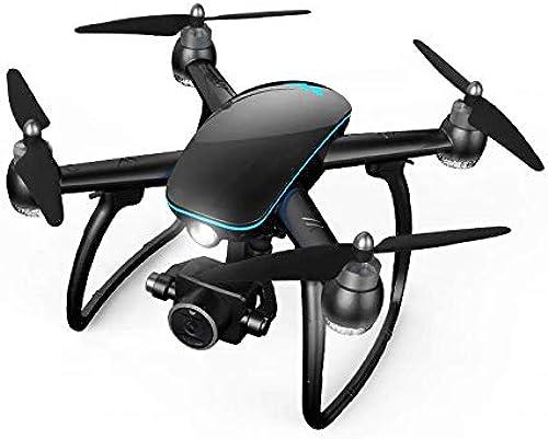 Felices compras LXWM RC RC RC Drone HD cámara WiFi WiFi sígueme 5Gwifi Motor sin escobillas GPS HD Fotografía aérea 1080P Drone Inteligente Siguiendo aeronaves envolventes  contador genuino