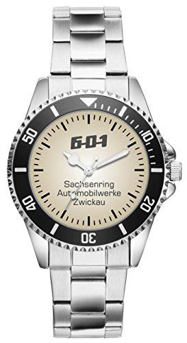 KIESENBERG Uhr - Geschenk für Trabi Trabant 601 Oldtimer Fans Fahrer 1157