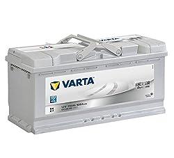 VARTA SILVER DYNAMIC AUTOBATTERIE I1 12V 110AH 920A 610 402 092 BATTERIE