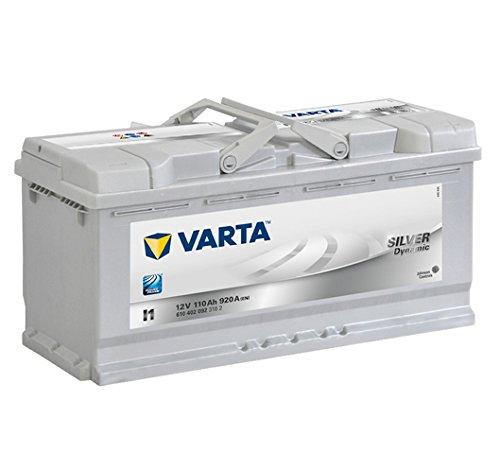 Varta 6104020923162 Silver Dynamic I1 Autobatterien 12 V 110 Ah 920 A