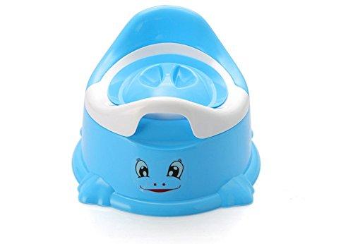 Demarkt–Niños orinal Baños de silla entrenamiento Asiento Smart orinal desmontable para bebé niño y niña