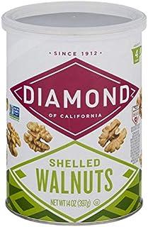 Diamond of California Shelled Walnuts, 14 oz (397 g)