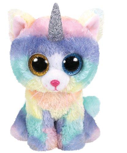 Ty 36250 Juguete de Peluche - Juguetes de Peluche (Gato de Juguete, Multicolor)