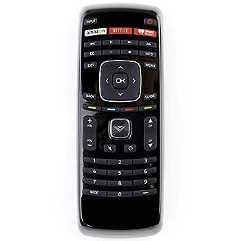 PERFASCIN XRT112 Remote Compatible with Vizio E420I-A0 E420I-B0 E480I-B2 E500I-B1 E500I-B1E E550I-A0 E550I-A0E E550I-B2 E550I-B2E E551D-A0 E551D-A0 E551I-A2 E600I-B3 E650I-B2 E700I-B3 D650i-C3 TV