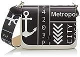 O bag Borsa Pocket, Pochette da Giorno Donna, Bianco (Latte), 20x6x13,5 cm (W x H x L)