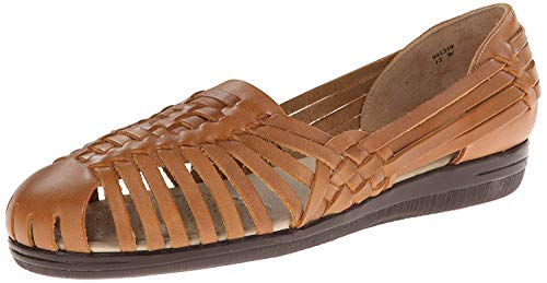 Comfortiva Trinidad - Soft Spots Natural Leather 6.5 WW (EE)