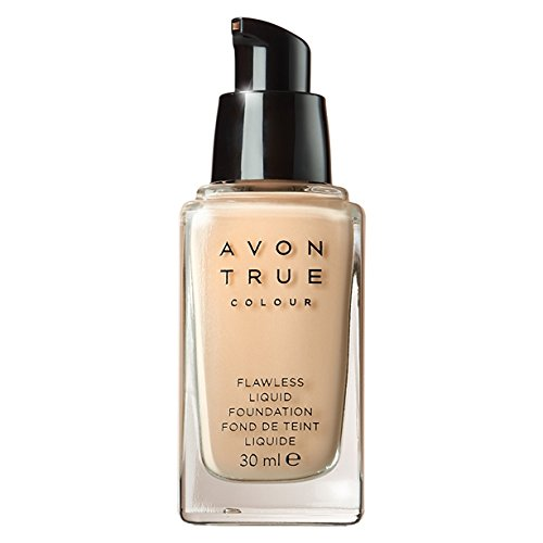 Avon Ideal Flawless Unsichtbare Abdeckung Liquid Foundation in Nude