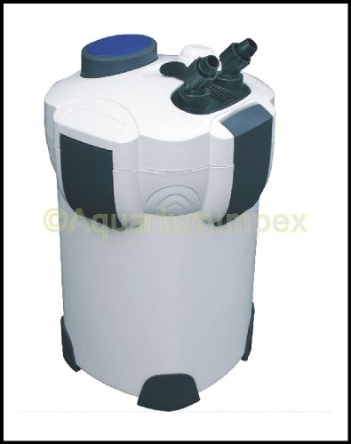 Aquarium Aussenfilter Filter Kammerfilter bis zu 800 L 2000 L/H JHW-304