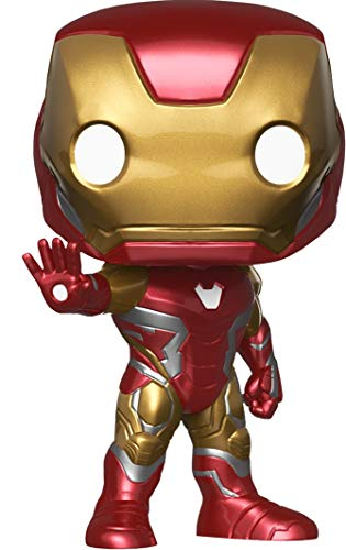 Funko Pop! Marvel Avengers: Endgame Iron Man Exclusive Vinyl Bobble-Head Figure