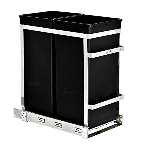 pull out bin storage unit - 4